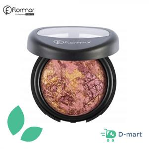 Flormar Baked Blush - 045 TOUCH OF ROSE-SHIMMER