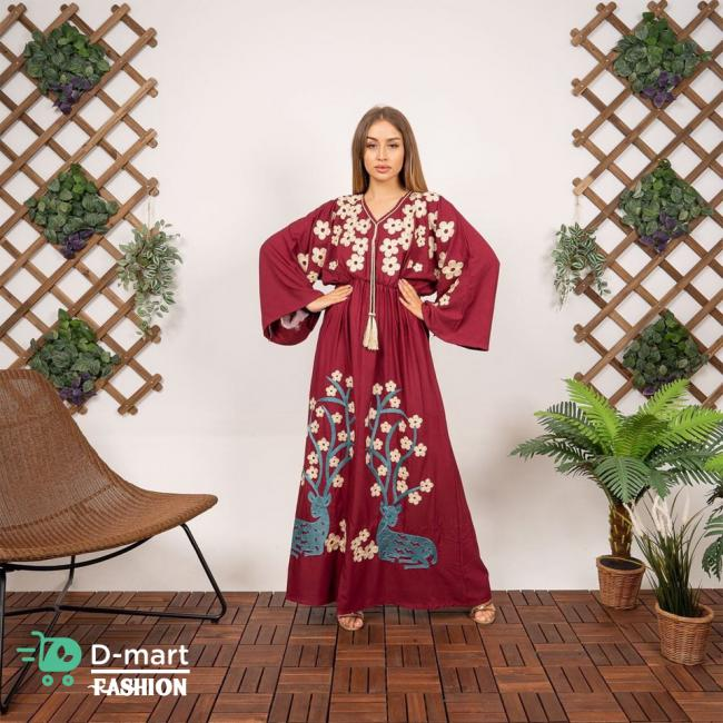 Abaya  Casual for woman Cotton and Wool